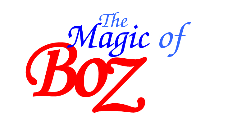 The Magic of BoZ!